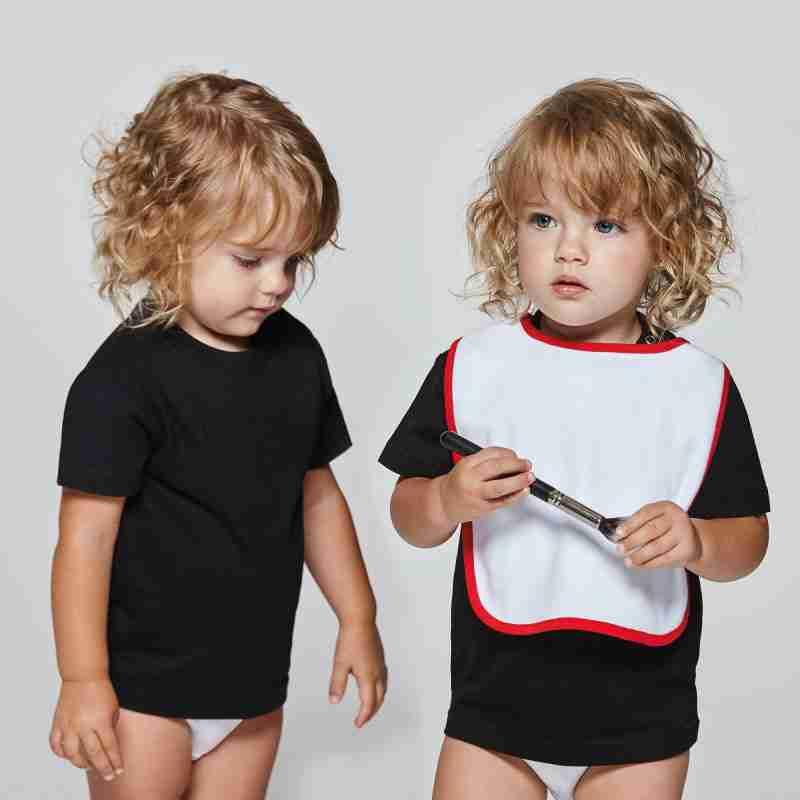 camiseta-negra-corta-bebes-y-infantil