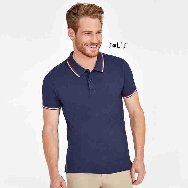 polo-azul---ropa-publicitaria