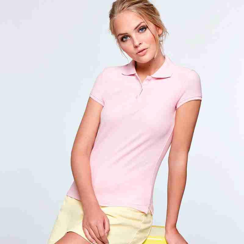 polo-rosa--ropa-publicitaria